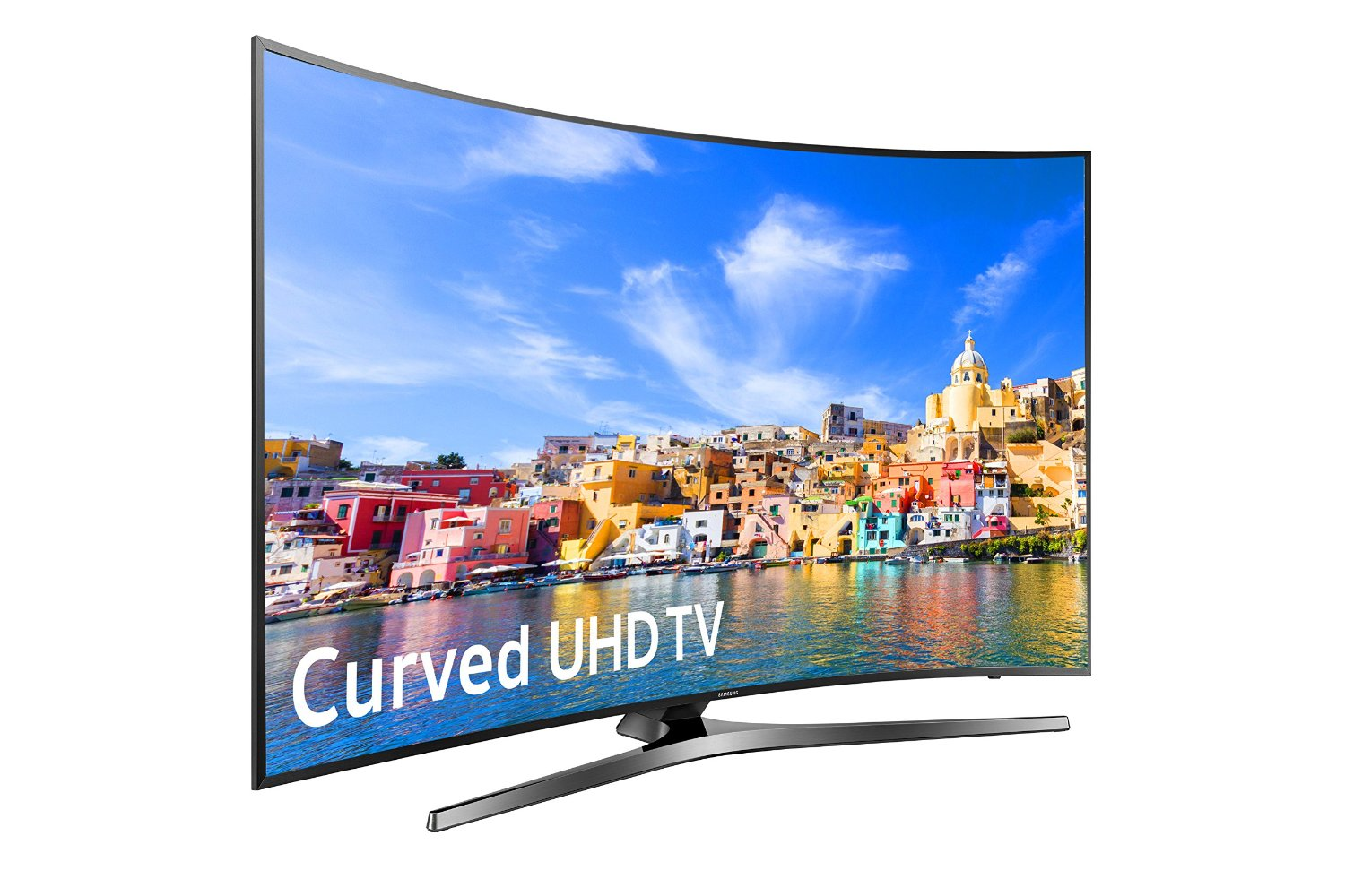 b6161207eaca7 Samsung UN78KU7500 Curved 78-Inch 4K Ultra HD Smart LED TV (2016 ...